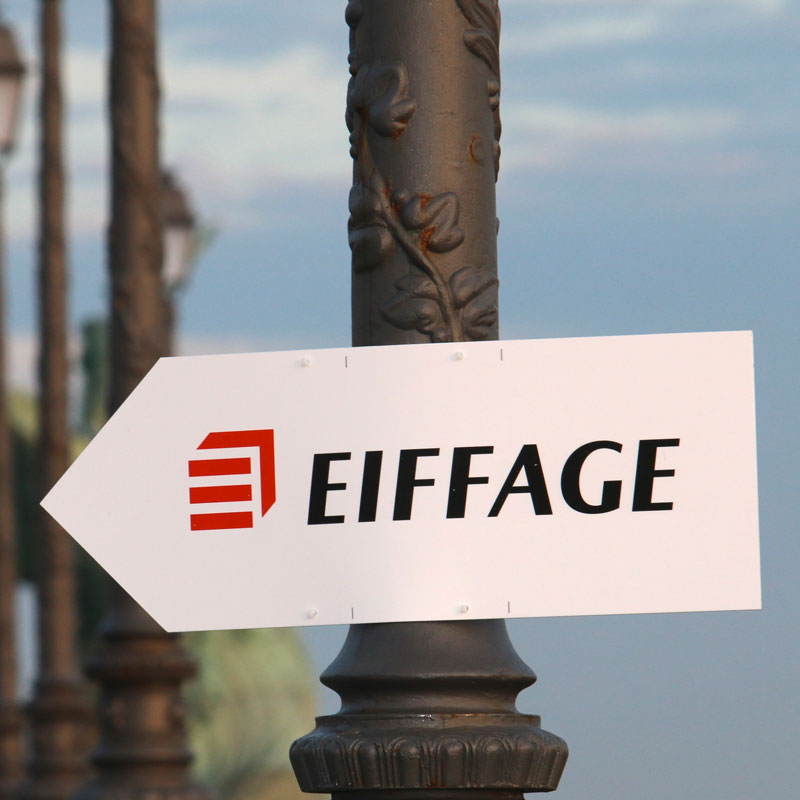 Eiffage Construction recrute
