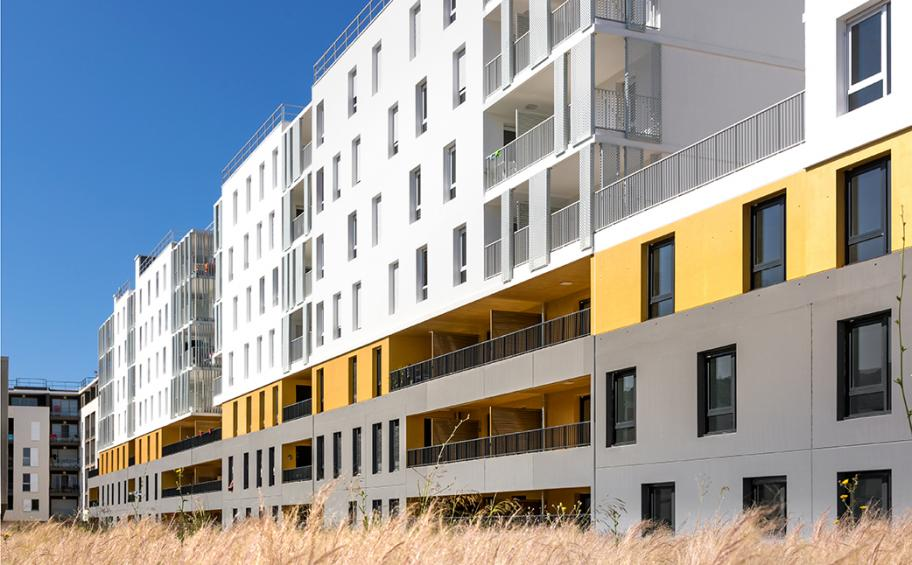 Eiffage Construction delivers Le Triptik, 240 homes and offices in the 10th district of Marseille