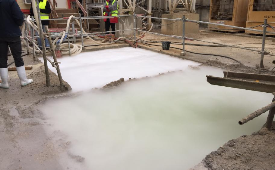 Eiffage Construction innovates in Île-de-France to preserve the quality of waste water from construction sites