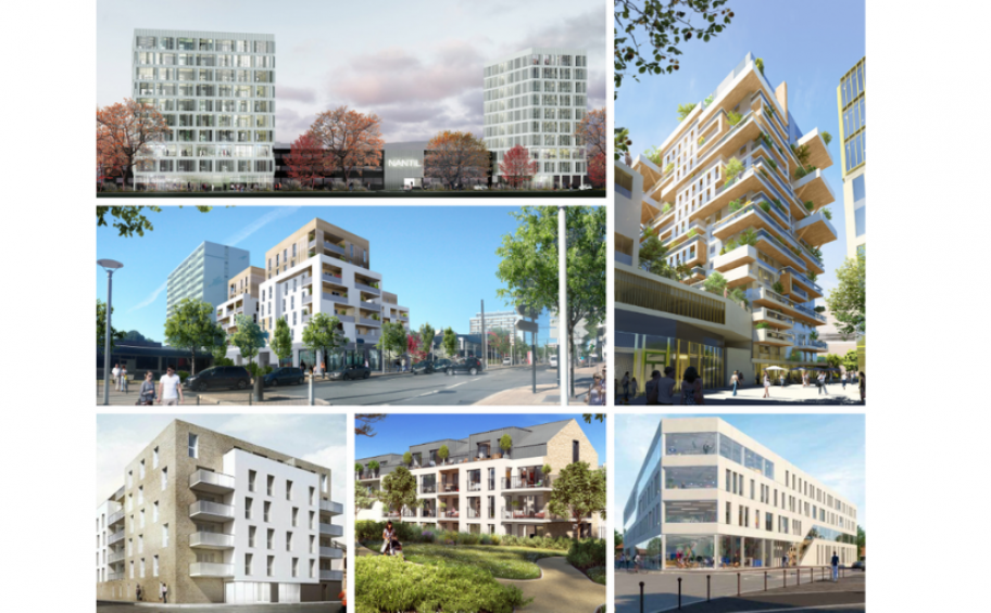 Pyramides d'Argent 2019 : already 7 prizes awarded by FPI to Eiffage Immobilier  !