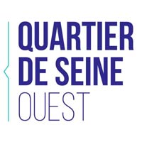 Clip of the development project of Quartier de Seine Ouest district in Asnières