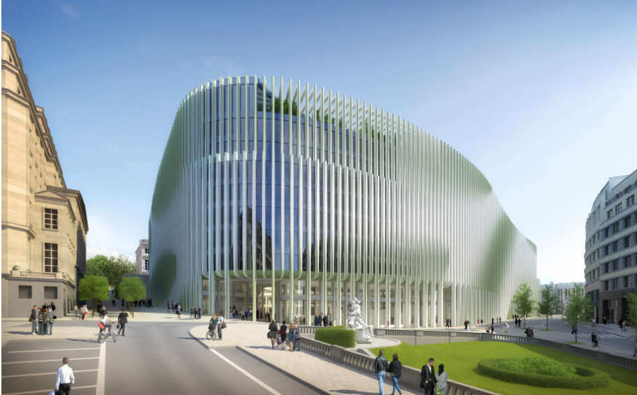 Eiffage wins €190 million contract to build the new headquarters of BNP Paribas Fortis in Brussels