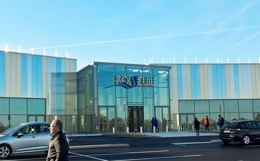 Eiffage Construction delivers first phase of Carrefour Boisseuil shopping centre in Haute-Vienne