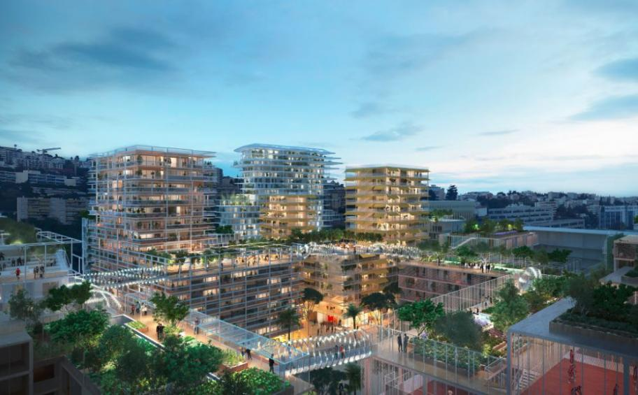 Eiffage Immobilier and Pitch Promotion chosen to realize the new district of Nice: Joia Méridia