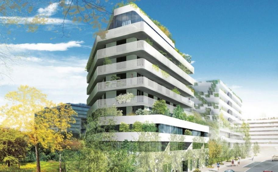 Eiffage Immobilier Occitanie launches the construction of the residence Mithra in Montpellier