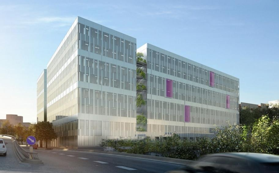 Sale of the Nework office building by Eiffage Immobilier