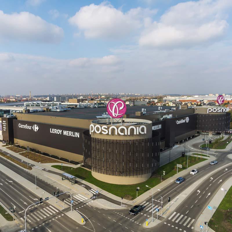 Posnania Shopping Centre