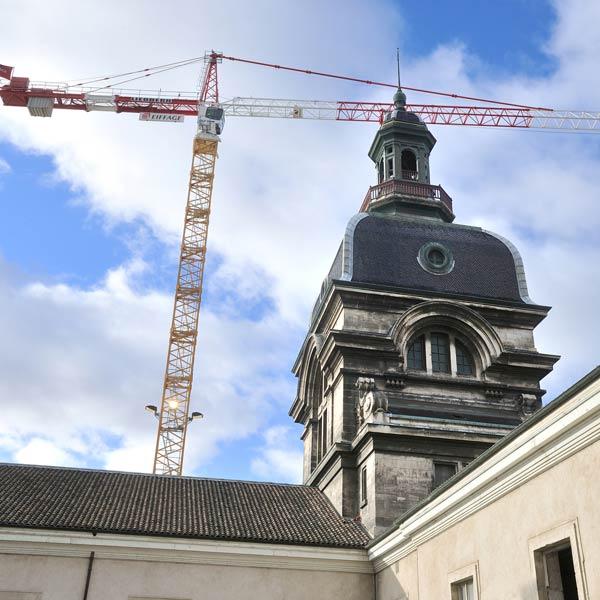 investissement hotel dieu clermont ferrand